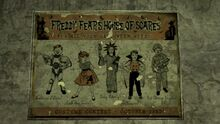 Freddy's Fear's House FNV El Rey