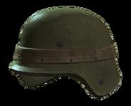 Fo4 dirty army helmet