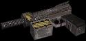Laser pistol active