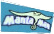 Manta Man logo