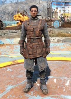 Engineers armor