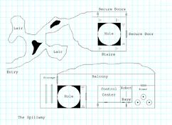 VB DD08 map Spillway