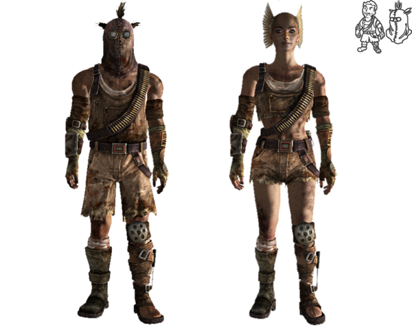File:Raider badlands armor.png