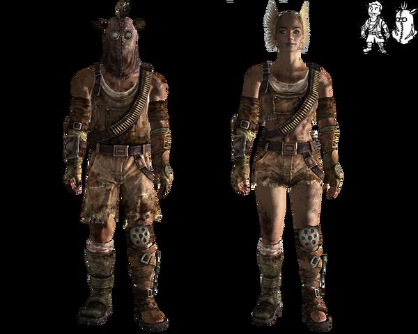 File:Raider badlands armor.png