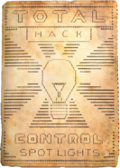Total hack spotlights