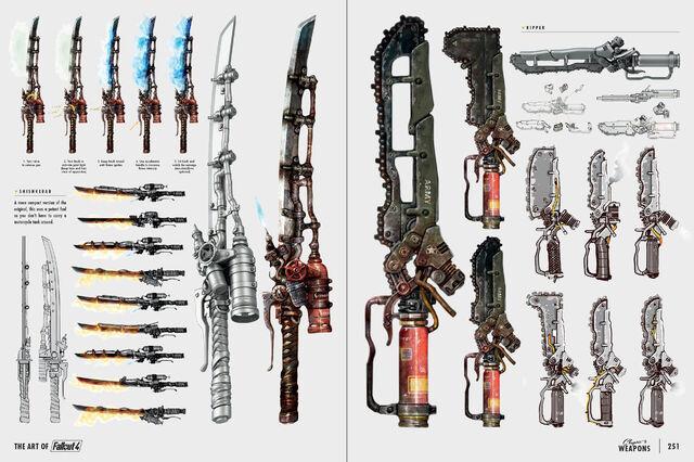 File:Art of Fo4 Shishkebab Ripper concept art.jpg