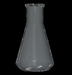 Tall flask