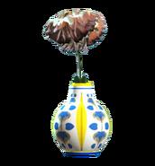 New floral bud vase