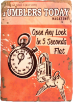 Tumblers Today - Open Any Lock in 5 Seconds Flat