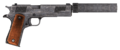 .45 Auto pistol with all the modifications, including cut content.png