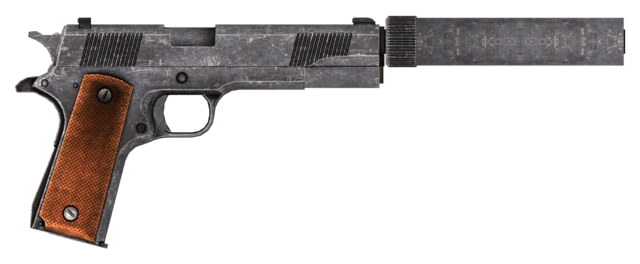 File:.45 Auto pistol with all the modifications, including cut content.png