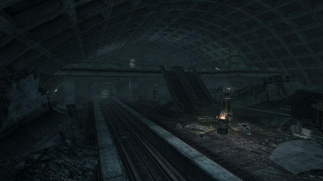 File:Penn Ave Georgetown Metro.jpg