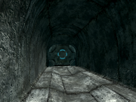 fallout 3 raven rock how to get in