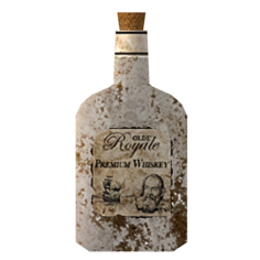 File:Empty whiskey bottle.png
