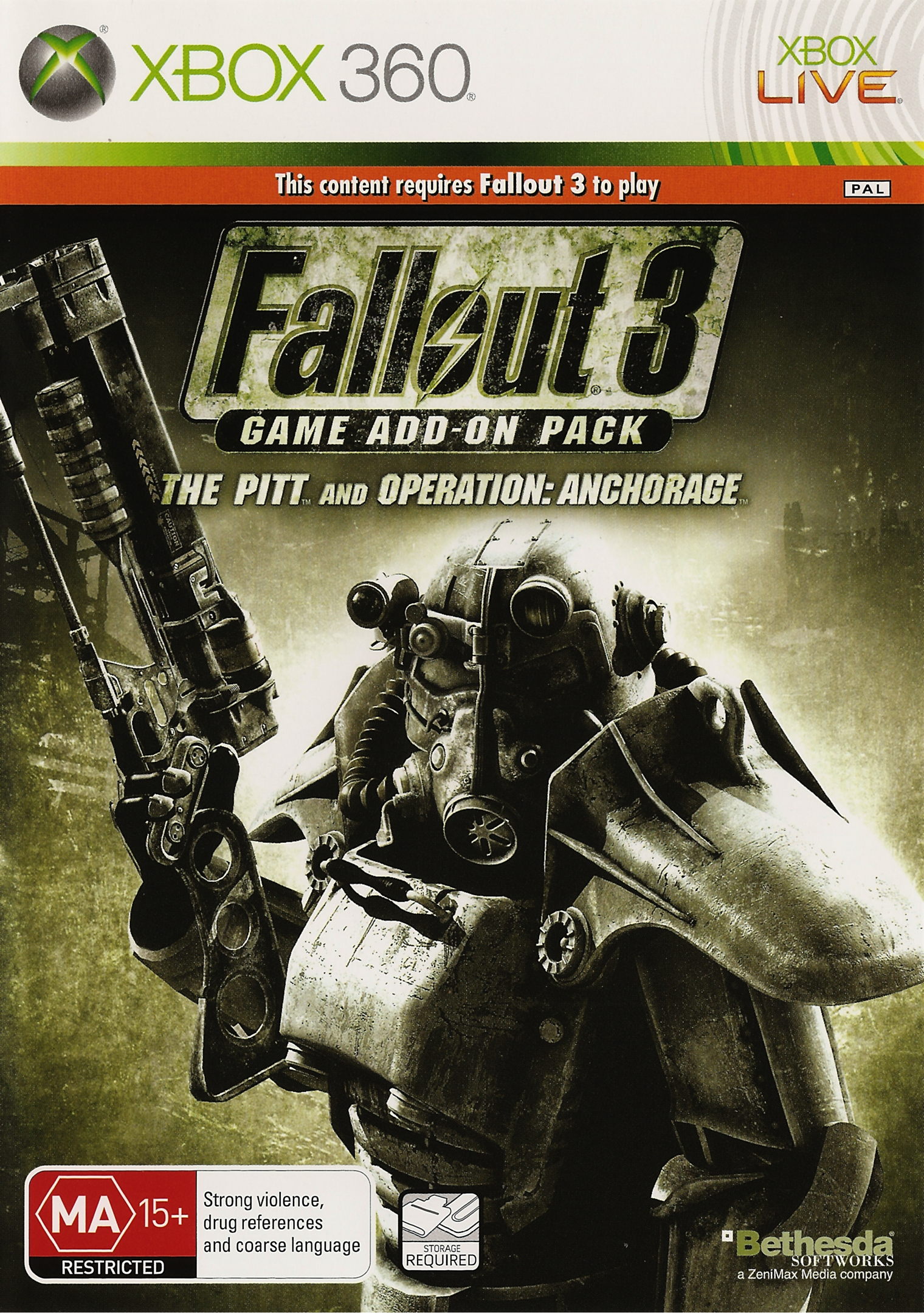 fallout 3 activation key