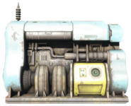 FO4WW Fusion Generator