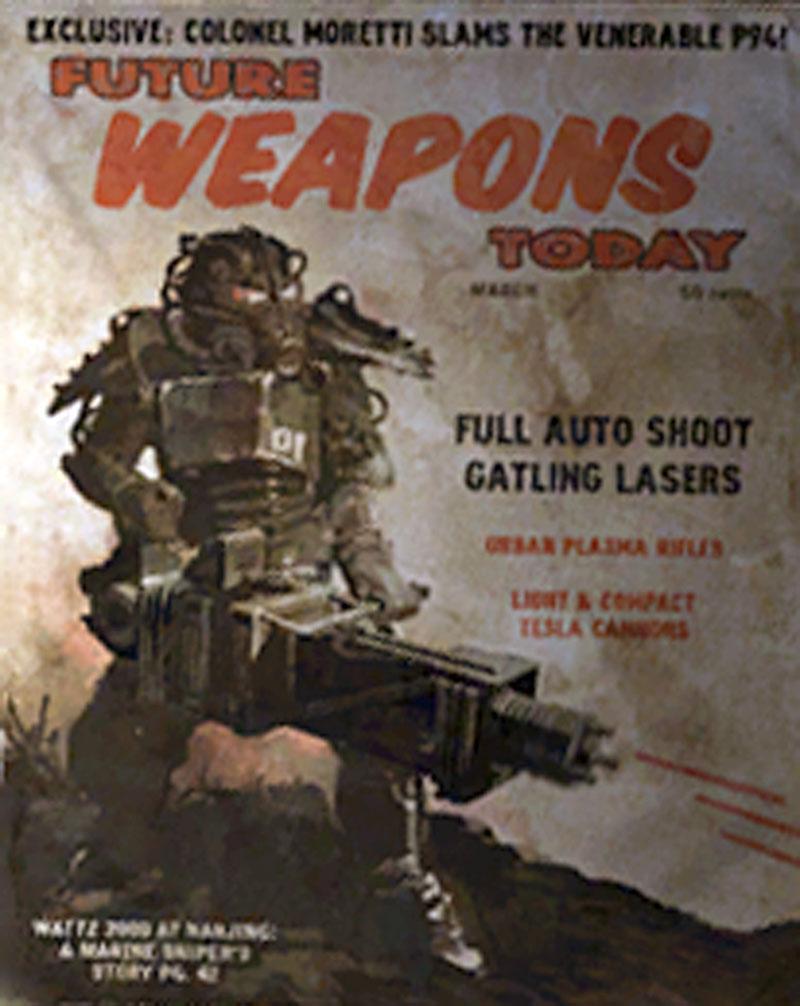 мир оружия журнал
