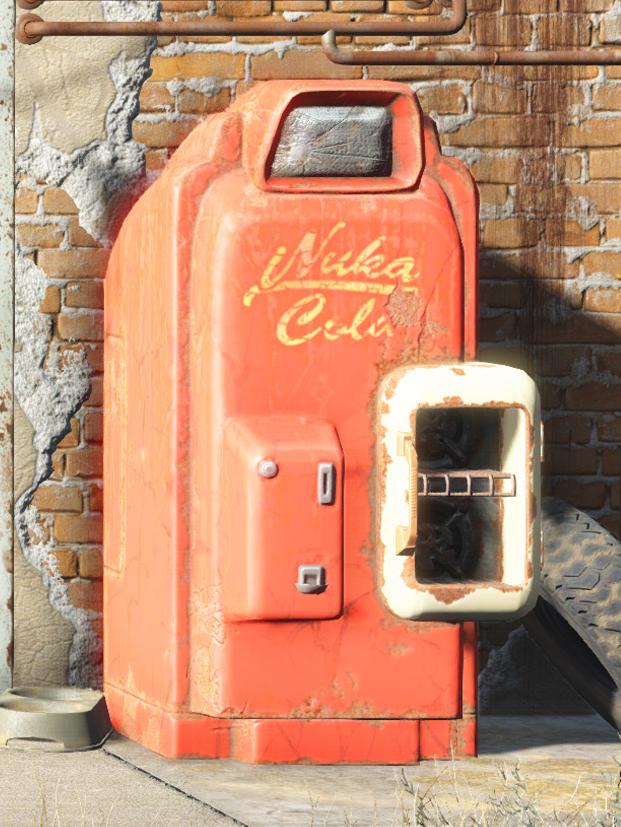 nuka cola vending machine for sale