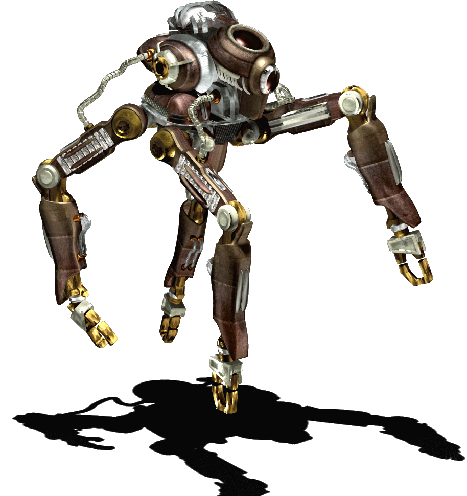 fallout 3 alien robots video clips