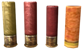FNV 12 gauge shotgun shell vars