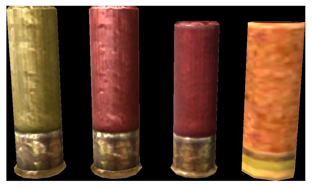12 Gauge Grenade Shells Fnv 12 Gauge Shotgun Shell