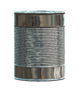 Unrusted tin can