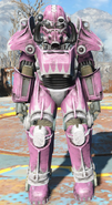 FO4 T-45 Hot Pink