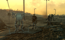 Tinker Joe with robots
