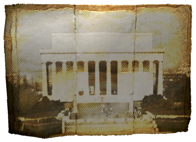 File:Lincoln Memorial Poster.png