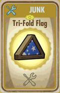 FoS Tri-fold flag Card