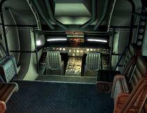 Fo3BS Vertibird Gunship Cockpit