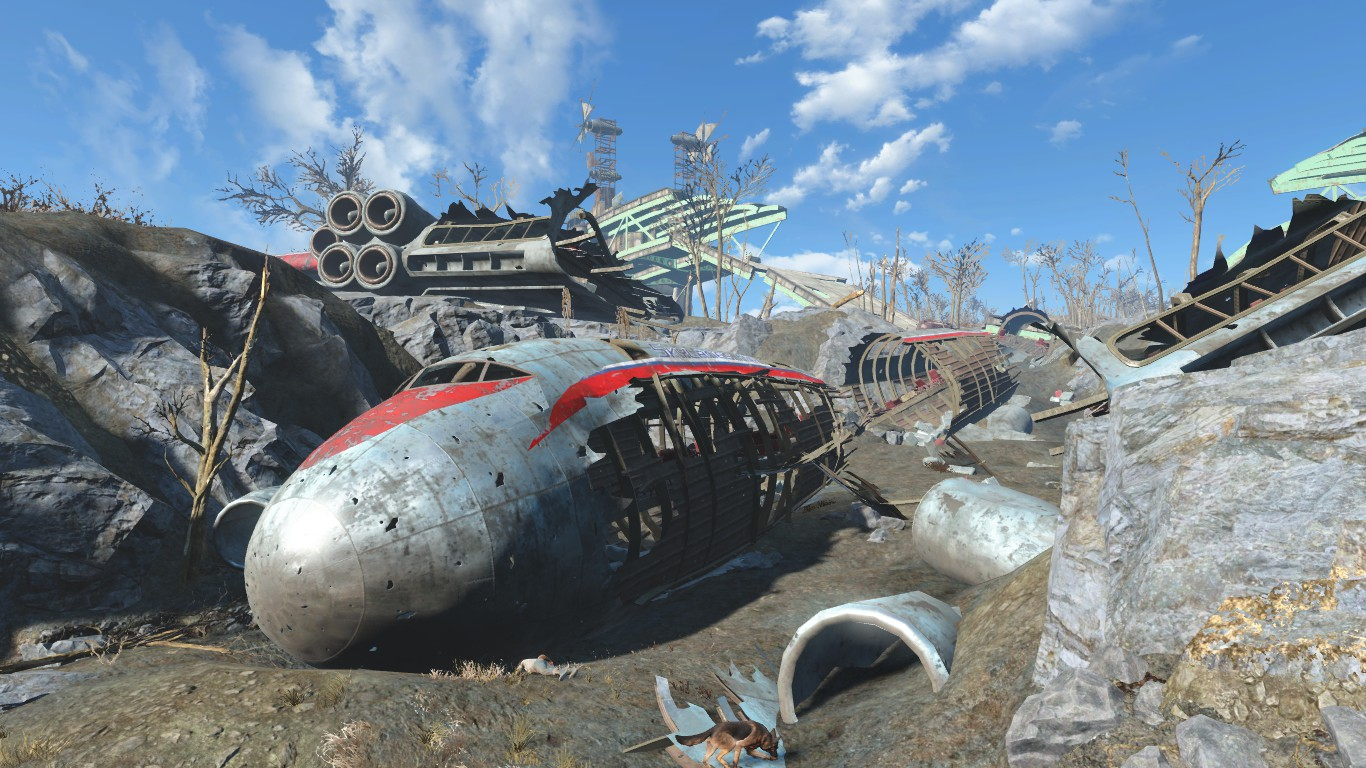 Jet Airliner Fallout Wiki Fandom Powered By Wikia