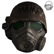 HH Desert Ranger combat helmet