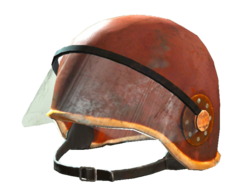 Fo4 security helmet