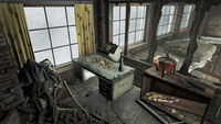 FO4 Workhouse Top Floor