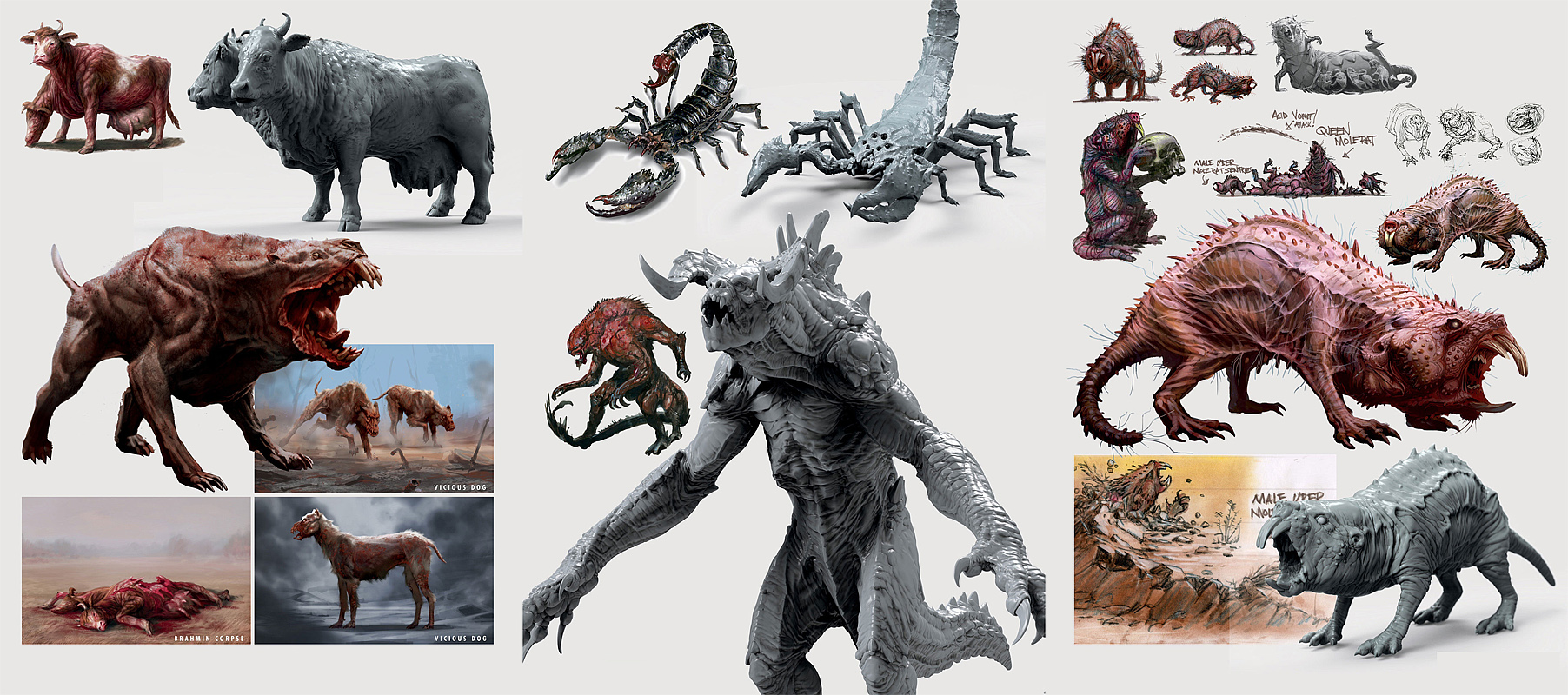 fallout 4 creatures fallout wiki fandom powered by wikia