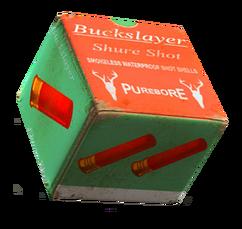 Fo4 shotgun shell