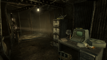 Fo3 Megaton Clinic Office