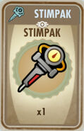 FoS Stimpak Card