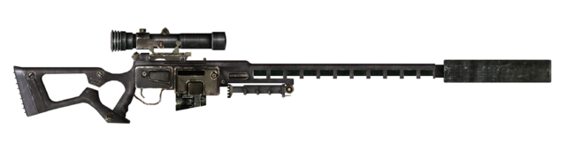 File:FNV sniper rifle Carbon Fiber Parts Suppressor.png