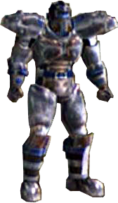 FOBOS Power armor