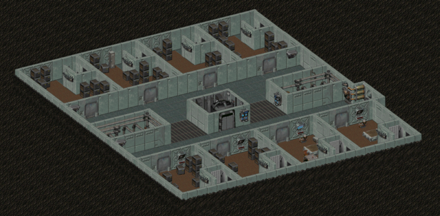 File:Fo2 Vault 8 Living Quarters.png