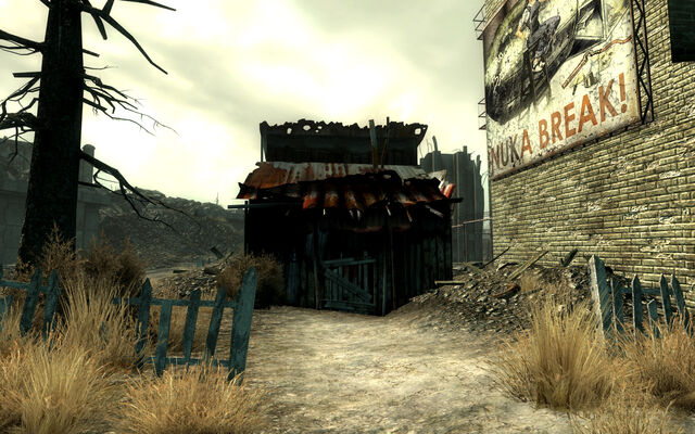 File:Recently built shack.jpg