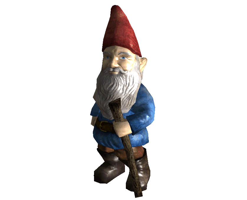 Image Garden Gnomepng Fallout Wiki Fandom powered by Wikia