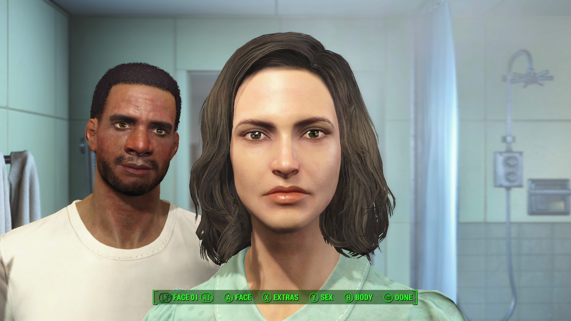 Image result for fallout 4 female protagonist