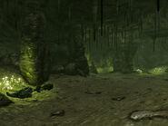 Dead Wind Cavern interior