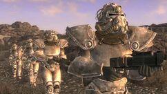 Fallout New Vegas T-51b