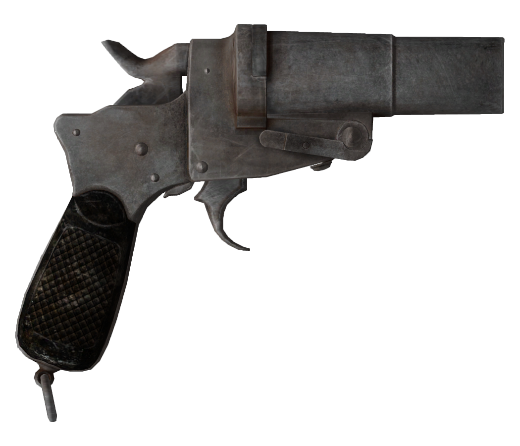 Flare Gun Revolver Flare Gun