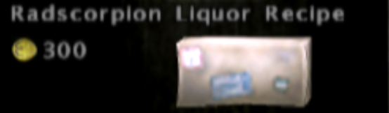 Radscorpion liquor recipe