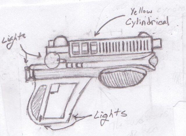 File:Wattz 1000 Laser Pistol (Fallout and Fallout2).jpg